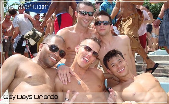 Disney gay weekend world
