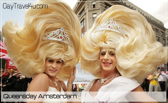 Queensday Amsterdam April 30th – 1st of May