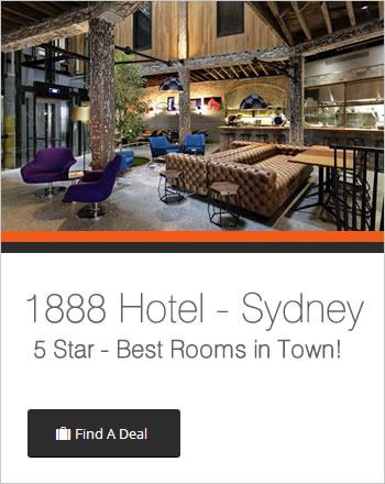 1888 Hotel Sydney