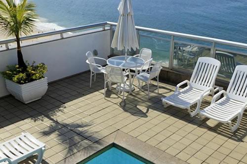 Orla Copacabana Hotel