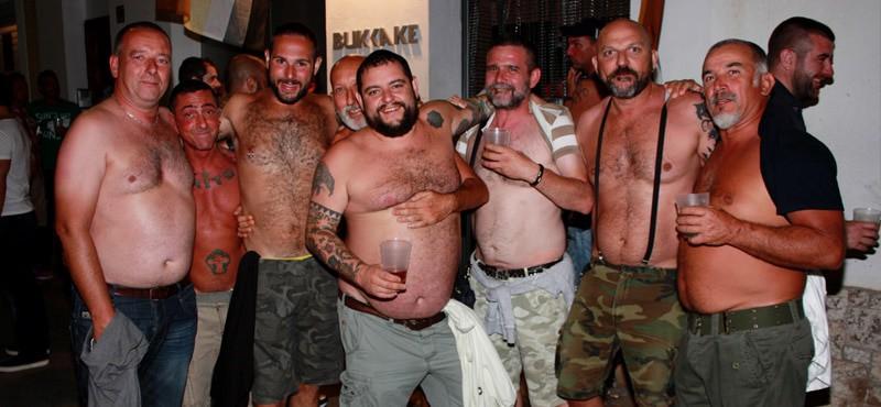 Bears Meeting Sitges May