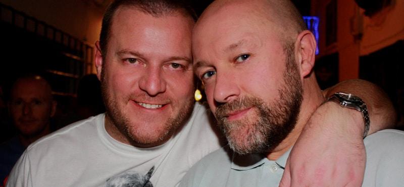 in Amsterdam bar gay