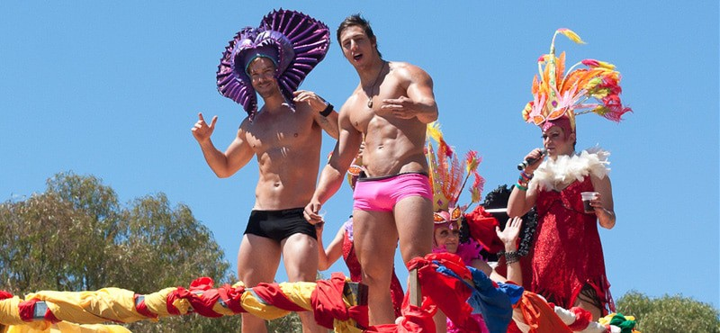from Enrique south africa gay parade