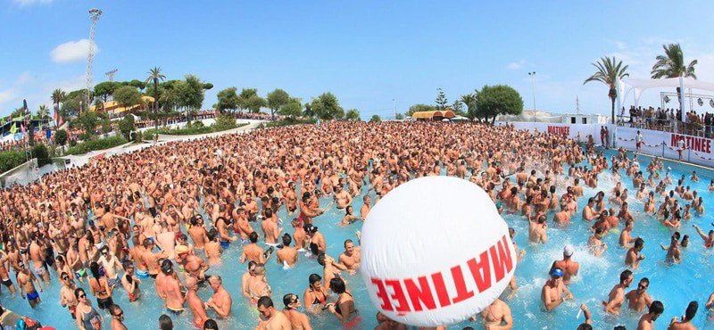Barcelona Circuit Festival Waterpark Day