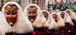 Traditional costumes at Cologne Carnival
