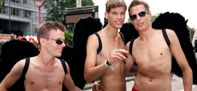 Cologne Circuit Parties during Pride