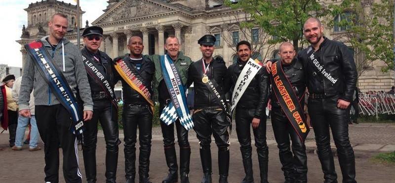 Cologne Fetish Pride