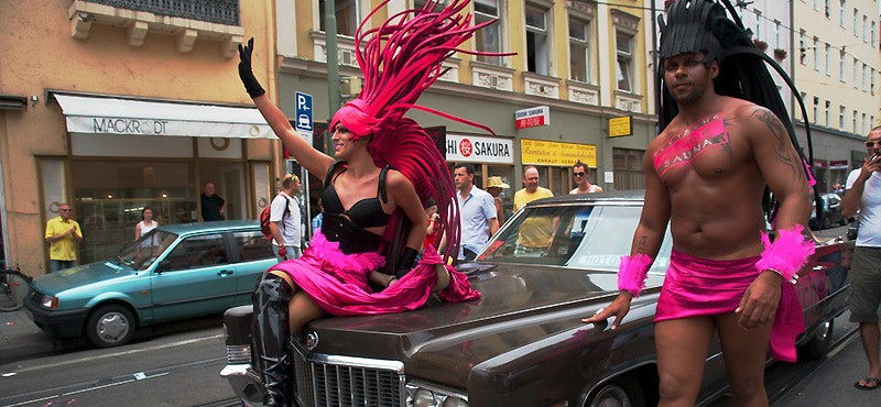 and really successful gay pride in Prague took place in