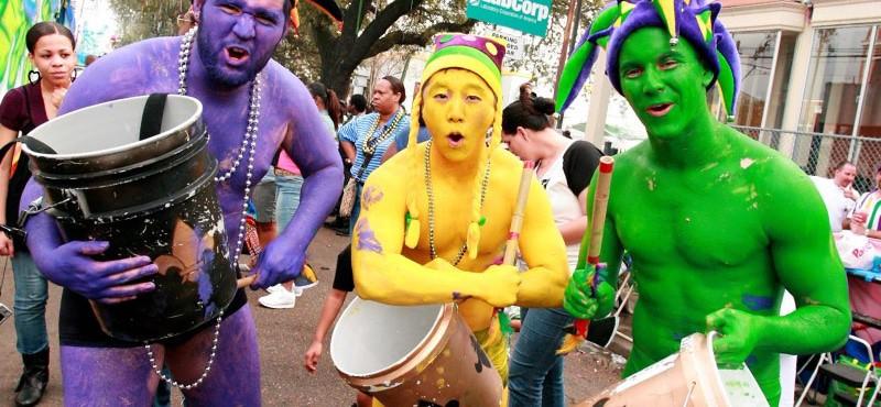 Gay mardi gras balls in new orleans