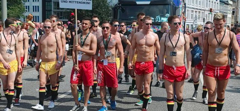 Hamburg Gay Pride Parade
