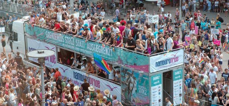 Pride Hamburg 2021
