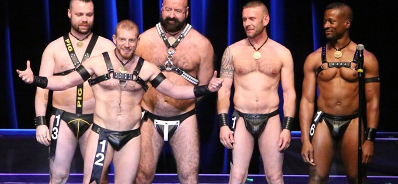 International Mr Leather Chicago