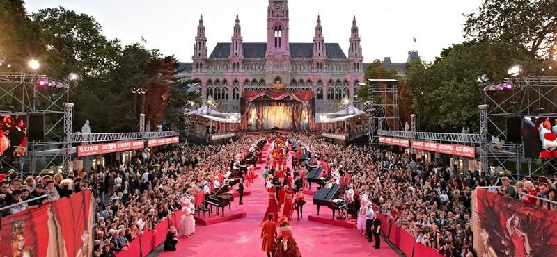 Vienna Life Ball May Austria