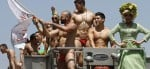 Hot guys at Los Angeles Gay Pride