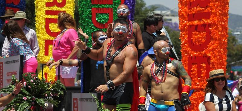 from Valentin gay parade los angeles