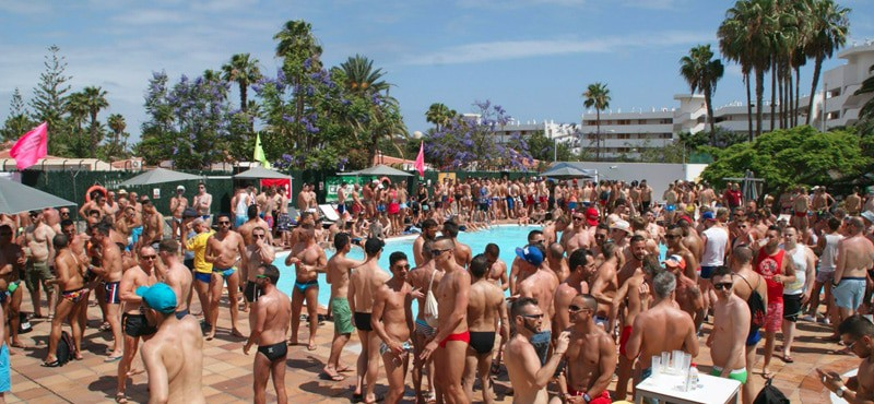 Maspalomas gay pride videos