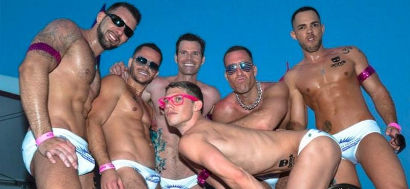 gay men with juicy lips