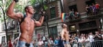 Hot guys at New York City Pride