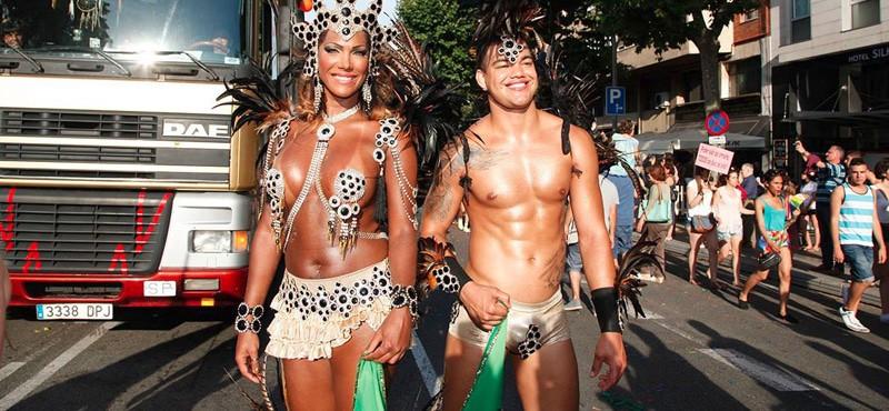 from George frankfurt gay festival march 2009