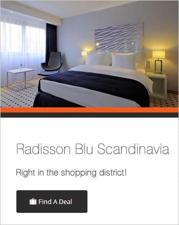 Radisson Blau Dusseldorf