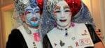 Costumes at Regenbogen Ball