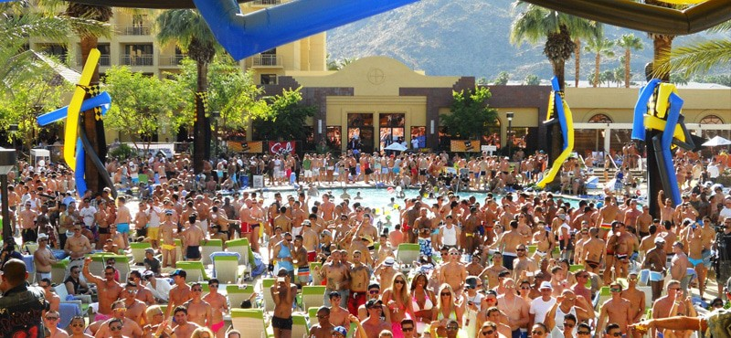 Circuit Party in Palm Springs