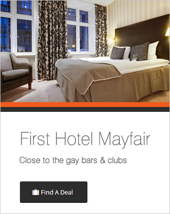 Hotel Mayfair Copenhagen