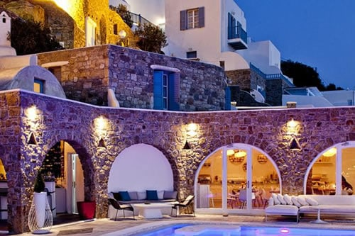 Kouros Suites Mykonos