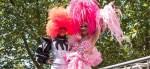 Drag Queens at Antwerp Gay Pride