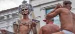 Costumes at Antwerp Gay Pride