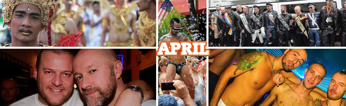 April Gay Events