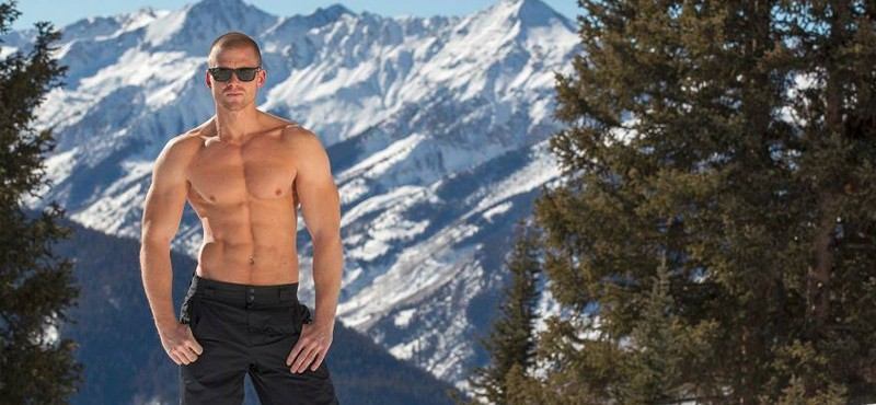 Aspen Gay Ski Week Hot Guys