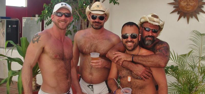 Mr flamingo gay bar puerto vallarta pub