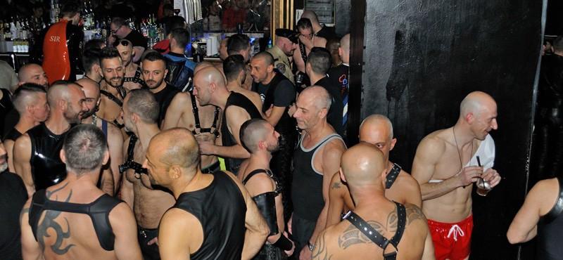 leather rome escorts