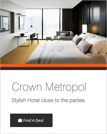 Crown Metropol