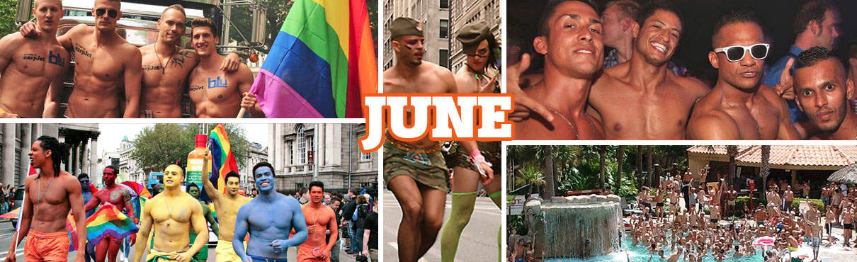 Gay Events in June