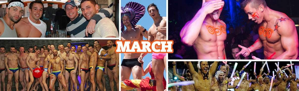 Eventi gay a marzo