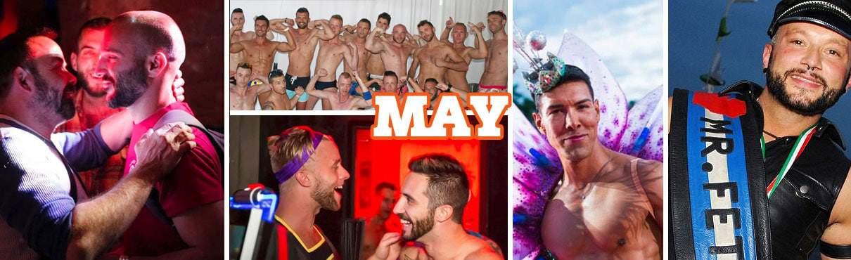 Eventi gay a maggio