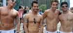 Montreal Pride Parade Hot guys