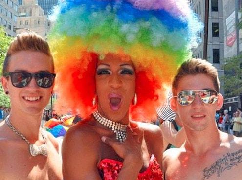 Montreal Gay Pride