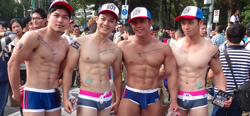 Image result for taipei gay pride 2017 logo