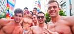 Participants at Pride Taipei