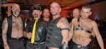 Mr MAL at the Mid Atlantic Leather Weekend