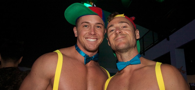 Hno: Halloween New Orleans 2020 Gay Halloween in New Orleans 2020 means party time dress up