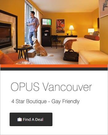 Opus Vancouver Hotel