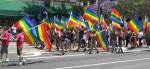 Марш гей-прайда в Палм-Спрингс