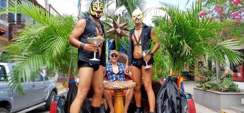 Puerto Vallarta Gay Pride Parade