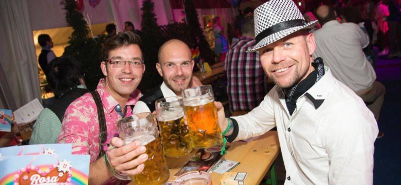 München gay treff Feldmochinger See