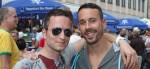 Feestgangers bij Schwules Strassenfest München