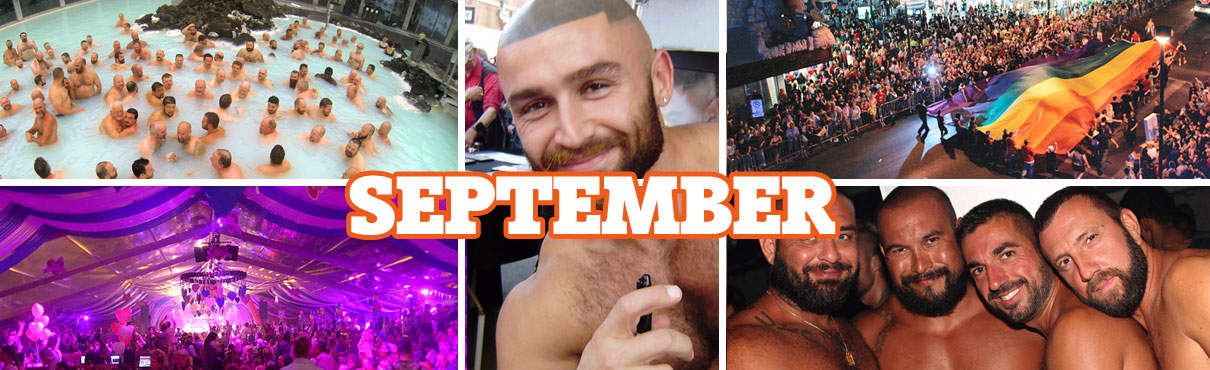 September Gay Events
